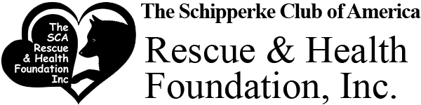 Rescue, Health and Education help for Schipperkes
